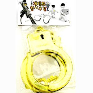 어린이 형사수갑 - 금색
