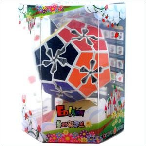 [신광사] 에디슨 큐브 - 플라워 큐브
